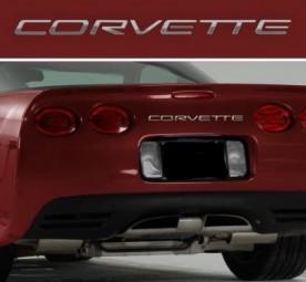 Schriftzug Corvette Heck Bj.97-04