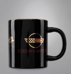 Kaffeetasse mit C1-C4 Logo