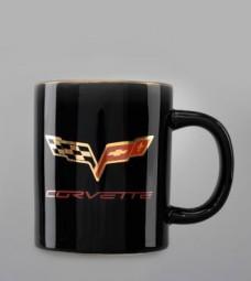 Kaffeetasse mit C6-Logo